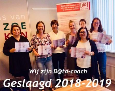 LEAN intern begeleider DATA COACH